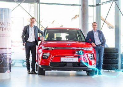 Erfolgsgeschichte Werbefotografie Auto Günther GmbH